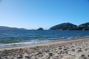 playa en Viveiro